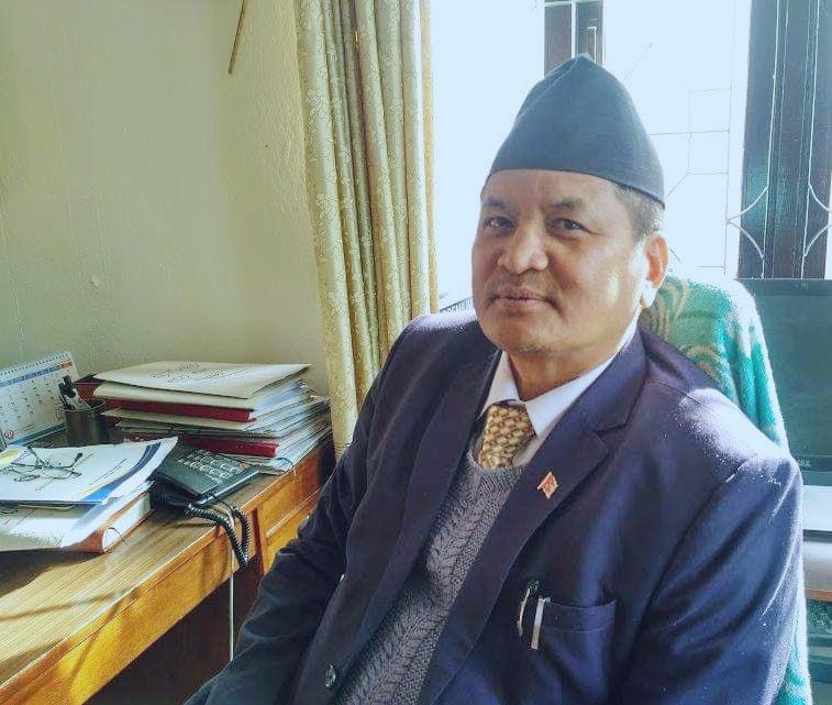 Mahendra Prasad Shrestha
