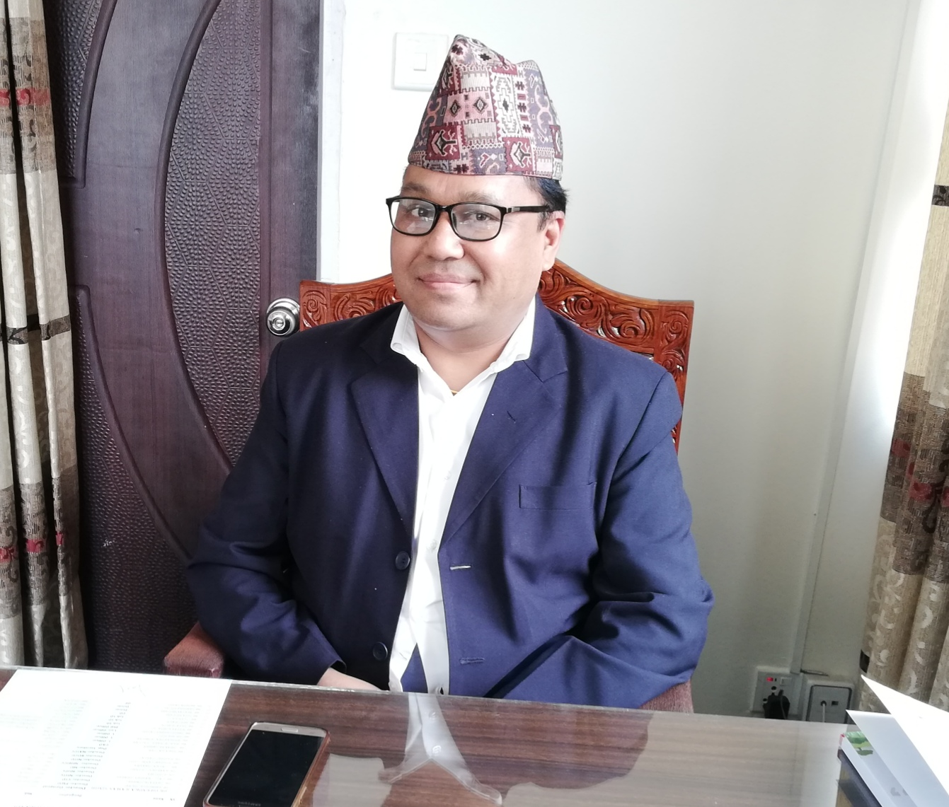 डा. दीपेन्द्र रमन सिंह