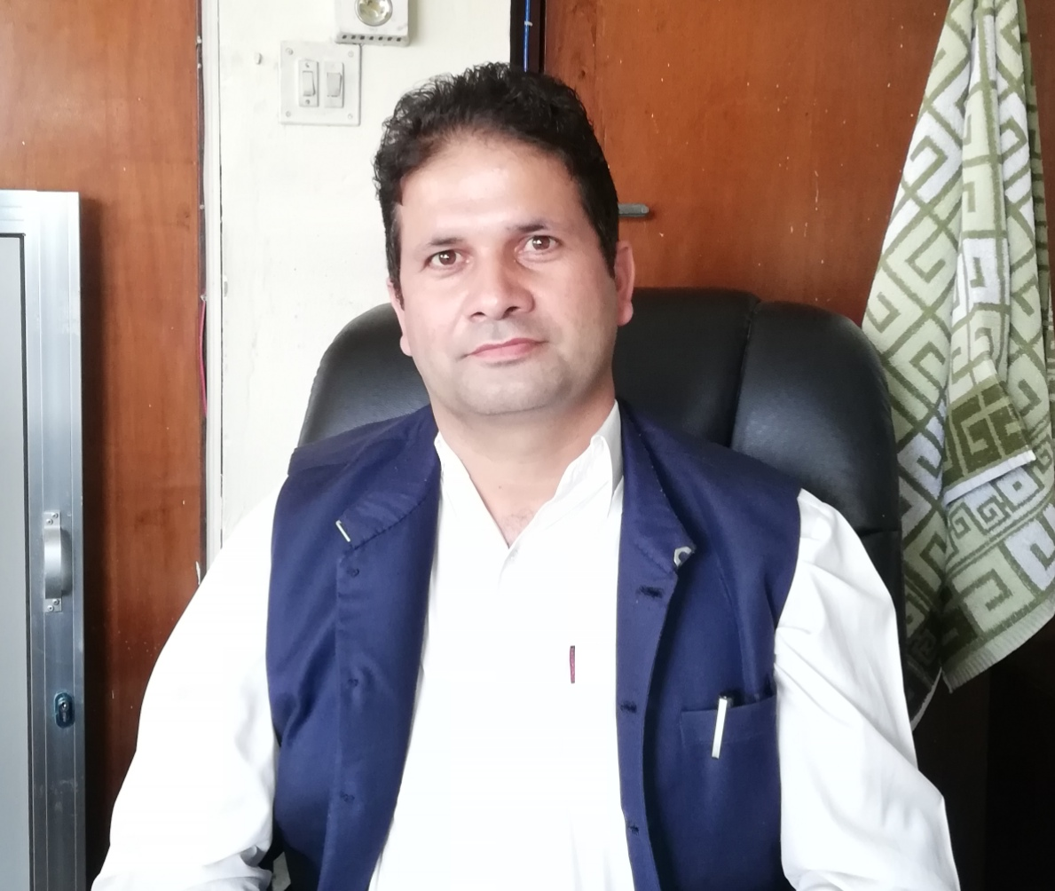 महेश पाण्डे (उप-सचिव)